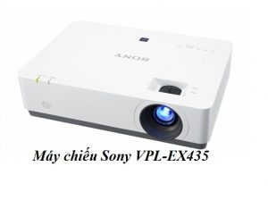 may chieu Sony VPL EX435