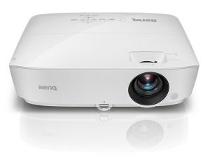 may chieu benq MH550 full 3d