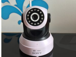 Cammera sony ip wifi gia re